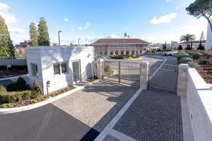 Il tempio dei Mormoni a Roma 2